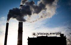 Производители тепла: Vilniaus energija не расчитывается, ситуация становится опасной
