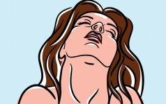 Po šiuo Zodiako ženklu gimusiai moteriai vyrai negali atsispirti