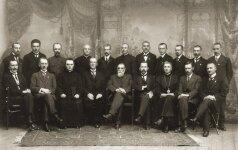 В Берлине обнаружен оригинал Акта о независимости Литвы от 16 февраля