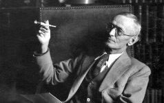 Hermann'as Hesse'ė: net 3 santuokos neišgelbėjo rašytojo nuo vidinių prieštaravimų ir laisvės ilgesio