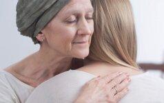 Prognozuojama, kad per ateinantį dešimtmetį mirčių nuo vėžio skaičius padidės daugiau nei trečdaliu