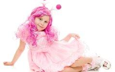 Ar tinka 2 metų vaikui dažyti plaukus (APKLAUSA)
