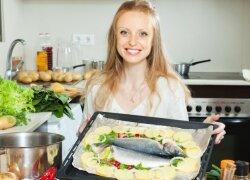 Žuvies nauda moters grožiui ir sveikatai