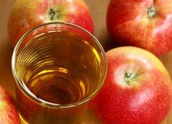 Obuolių actas - senovinis vaistas nuo daugelio negalavimų