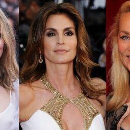 Garsiausių supermodelių dukros: tikri jų atvaizdai (FOTO)