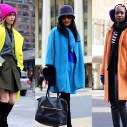 Stiliaus idėjos iš Niujorko: drąsi ir ryški mada(FOTO)
