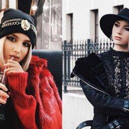"""Rihannos įvaizdžio inspiruota Emilija: """"Niekada nesivaržiau eksperimentuoti""""(FOTO)"""