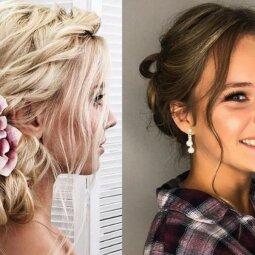 6 išleistuvių šukuosenos, kurios sulauks daugiausia komplimentų (FOTO)