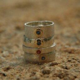 Ispanijoje gyvenantis lietuvis juvelyras kuria nuostabius žiedus: pasigerėk jais