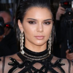 Internete skinda kraupi nuotrauka, neraminanti Kendall Jenner gerbėjus (FOTO)