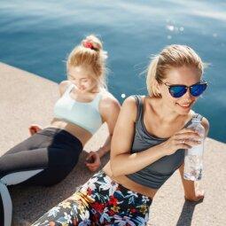 Svarbiausi klausimai apie mitybą sportuojant: šiuos 4 atsakymus turi žinoti