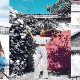 """Vienos gražiausių ,,Instagram"""" paskyrų Lietuvoje savininkė Anastasija: """"Išlaikyti estetiką socialiniuose tinkluose nėra taip lengva, kaip atrodo"""" (FOTO)"""