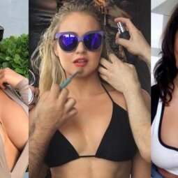 4 moteriškų formų gražuolės, 2016 metais pavergusios vaikinų širdis (FOTO)