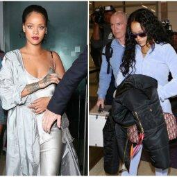 Ar iš mados išėjęs Rihannos drabužėlis - nedovanotina stiliaus klaida?