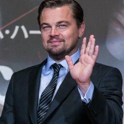 Tobulesnės nebuvo: nauja Leonardo Di Caprio meilė prilygsta dievaitei (FOTO)