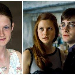 """Džinė Vizli iš """"Hario Poterio"""" užaugo: dabar ji be ekstremalumų negalinti gyventi gražuolė! (FOTO)"""