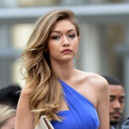 Kraupu: garsiam modeliui Gigi Hadid įtariama anoreksija (FOTO)