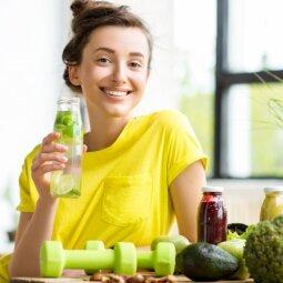 Apie šį gėrimą šneka visos: gražina kūno linijas ir stiprina organizmą