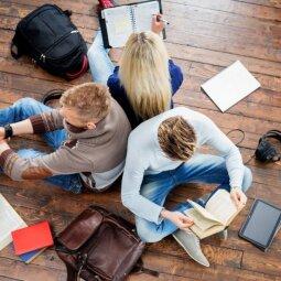 10 klaidų, kurių nevalia daryti universitete
