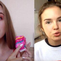 2 garsios Lietuvos vlogerės pataria: higienos priemonė, tinkama ir kasdienai, ir atostogoms (VIDEO)