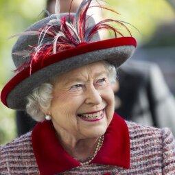 Anglijos karalienė jaunystėje - natūrali gražuolė ir stiliaus ikona (FOTO)