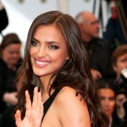 Viena gražiausių pasaulio moterų Irina Shayk paauglystėje taip neatrodė (FOTO)