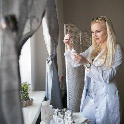 Jaunoji kosmetologė: ši profesija skirta negalinčioms gyventi be grožio ir estetikos (FOTO)