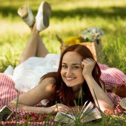 7 priežastys, dėl kurių verta skaityti knygas