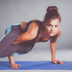 Su šia sveikatos problema susiduria vis daugiau merginų - tik sportas padeda su ja susidoroti