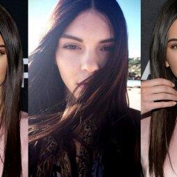 Kendall Jenner kopija nepalieka abejingų: panašesnės merginos negalėtum rasti (FOTO)