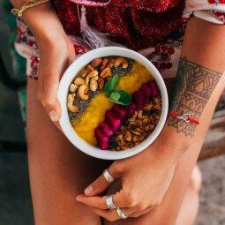 Mėgstamas tavo maisto produktas: 4 naudingos jo savybės grožiui puoselėti