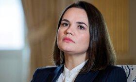Тихановская хочет вернуться на родину