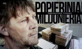 """""""Миллионеры на бумаге"""": эмигрантами из Литвы воспользовались аферисты"""