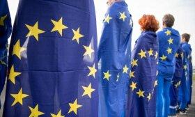 Источники DELFI: выясняются результаты выборов в Европарламент