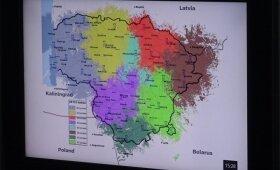 Запуск ретрансляции телеканала Настоящее время в Литве