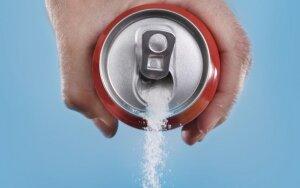 Dietiniai gazuoti gėrimai yra ne tokie nekalti kaip gali pasirodyti