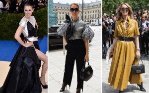Celine Dion stilius – drąsus ir įkvepiantis