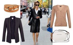 Darbo ir laisvalaikio stilius gali būti kuriami pasitelkiant tą patį drabužių komplektą