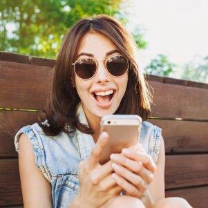 """""""Snapchat"""" galas? Kita populiari mobili platforma glemžiasi pozicijas (APKLAUSA)"""
