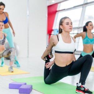 Apatinės kūno dalies iššūkis: 6 pratimai siekiant stangresnių sėdmenų