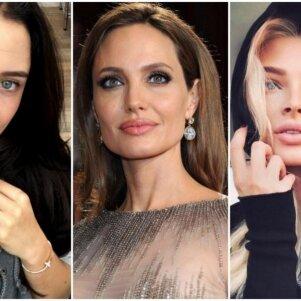 5 garsiausios Angelinos Jolie gyvosios kopijos (IŠRINK PANAŠIAUSIĄ)