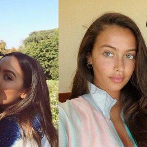 Karolinos Meschino ir Jono Misevičiaus meilė: nuo jaunuolių socialinėse medijose iki pirmo ryškumo porelės (FOTO)