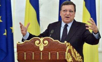 Баррозу - Путину: договор о торговле - дело ЕС и Украины