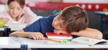 Pedagogė: šiandien daug vaikų yra persisotinę gyvenimu