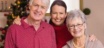 Nesureguliavę santykių su tėvais daug prarandame