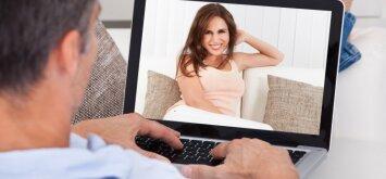 Internetinės pažintys: kaip nepasiduoti iliuzijai