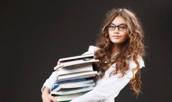 Kaip pradėti mokslo metus, kad gautum geresnius pažymius?
