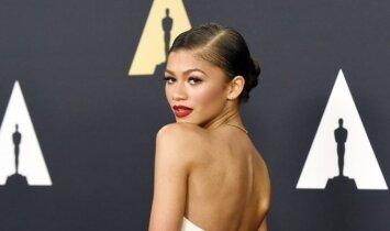 Auksinis Zendaya stiliukas - klaida ar mada? (FOTO)