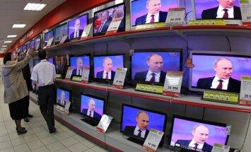 Vladimiro Putino interviu tiesioginėje TV laidoje
