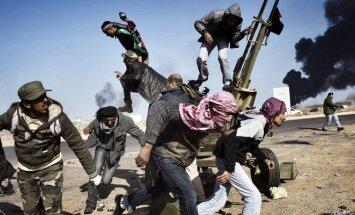 Yuri Kozyrev, Rusija, Noor Images for Time. Libija